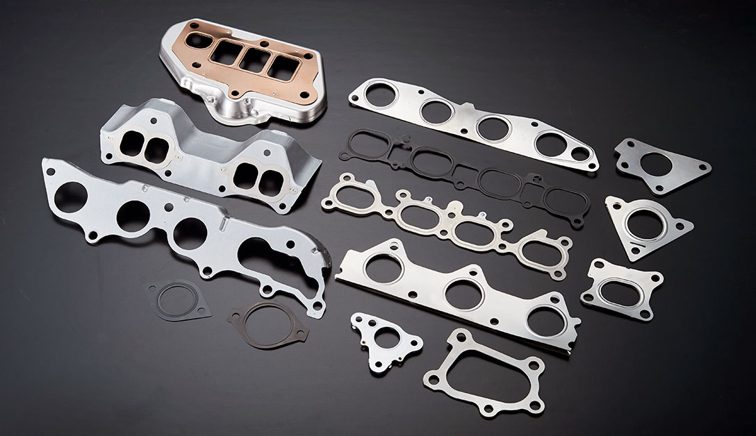 Gaskets of various shapes